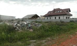 Działka budowlana – Robakowo