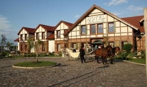 Hotel Żarowo – Szczecin.